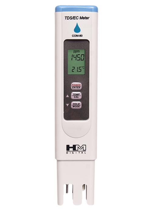 COM 80 Pen Type Conductivity Meter Dual Unit, from HM Digital