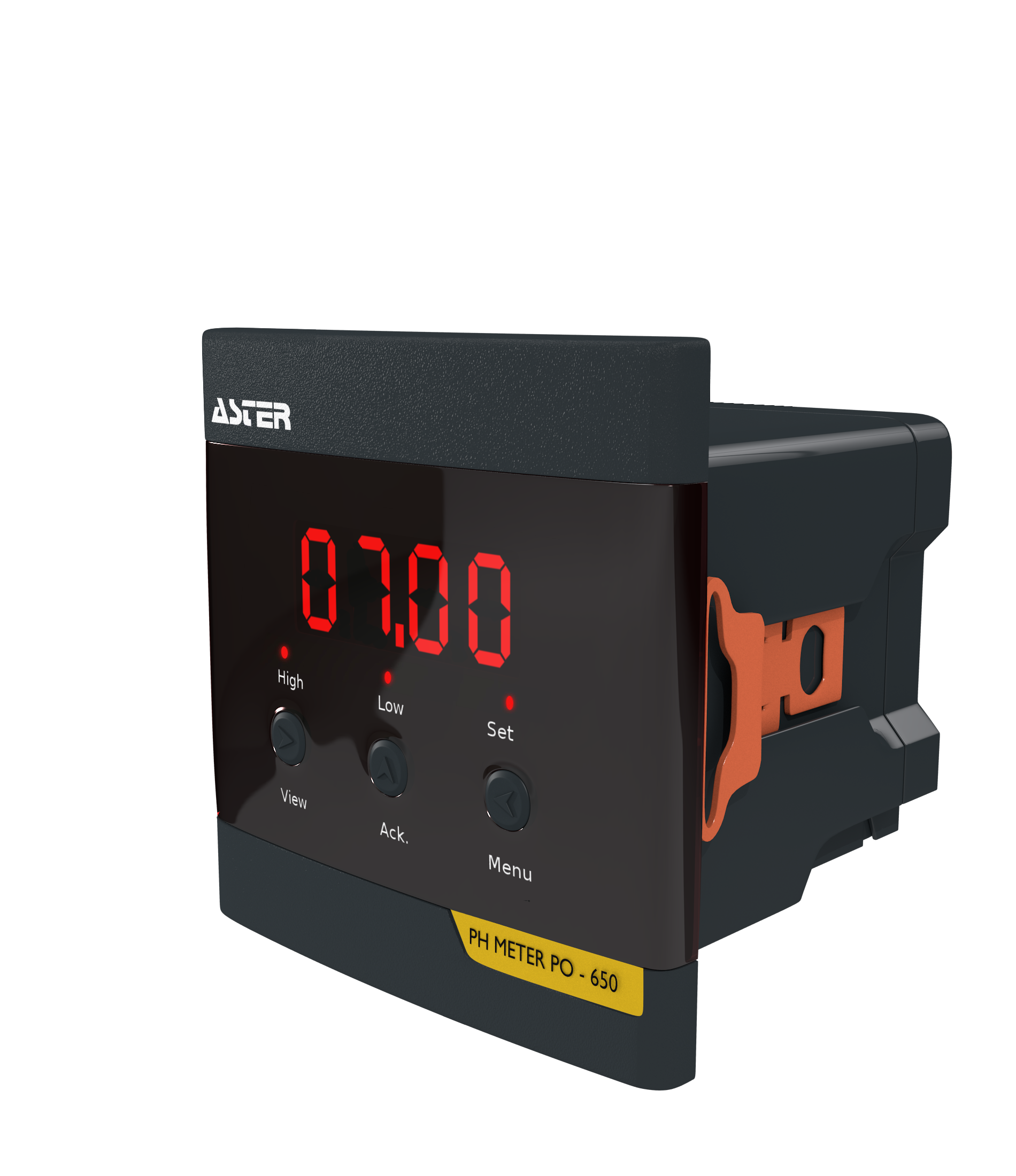 On line pH meters