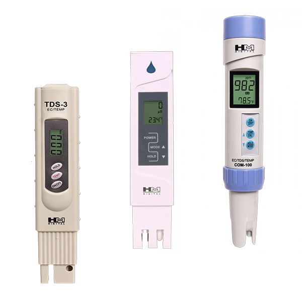 Pen Type pH meters